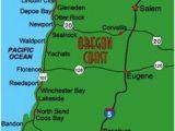 Oregon Rainforest Map Washington and oregon Coast Map Travel Places I D Love to Go