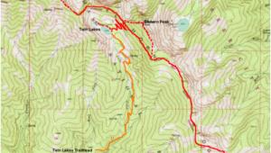 Oregon Ridge Park Trail Map Elkhorn Crest Hike Hiking In Portland oregon and Washington