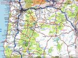 Oregon Road Map Online Best Map Of oregon State Ideas Printable Map New Bartosandrini Com