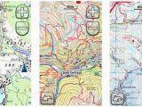 Oregon topographical Map topo Maps Europe Casami