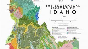 Oregon Trail Idaho Map Maps Mitchell Geography