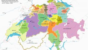 Orient Ohio Map Helvetian Republic 1802 Aaa Map History Und Switzerland