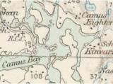 Os Map Ireland Kinvarra Kinvarra Oughterard Heritage