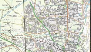Os Map Of Ireland Dublin Archives From Ireland Net
