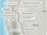 Pacific Crest Trail oregon Map 7 Best Pacific Crest Trail oregon Images Pacific Crest Trail