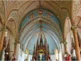 Painted Churches Of Texas Map Historic Painted Churches Of the Texas Hill Country
