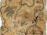Papillon France Map Pirate Treasure Map Maps and Globes Piraten Schatzkarte Und