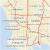 Paramount California Map Los Angeles area Map U S News Travel