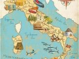 Paris and Italy Map Italy by Gumbo Illustration Travel Italy Map Italy Travel Italy