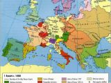 Paris On Europe Map Europe In the Middle Ages Maps Map Historical Maps Old