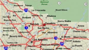 Pasadena California On Map Pasadena Ca Map Https Www Facebook Com Pages I Love Pasadena Ca