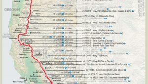 Pct Map California Pin by Matthew Paulson On Pacific Crest Trail Pinterest Hiking