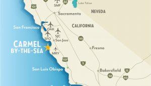 Pebble Beach Map California Google Maps Monterey California Massivegroove Com