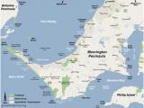 Peninsula Ohio Map Mornington Peninsula Wikipedia