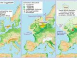 Peninsulas In Europe Map until the Middle Pleistocene Britain Was A Peninsula Off