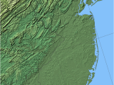 Physiographic Map Of Georgia Geography Of New Jersey Wikiwand