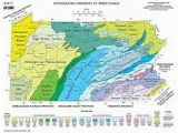 Physiographic Map Of Georgia Geology Of Pennsylvania Revolvy