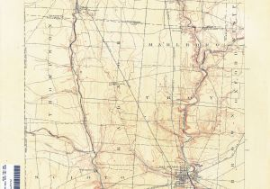 Pike County Ohio Map Ohio Historical topographic Maps Perry Castaa Eda Map Collection