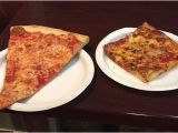 Pizza Italy Map New York Slice and Grandma Pizza Slice Picture Of Sal S Little