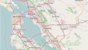 Pleasanton California Map Pleasanton Ridge Regional Park Wikipedia