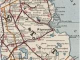 Plymouth Michigan Map 73 Best Plymouth Map Images Illustrated Maps Map Design