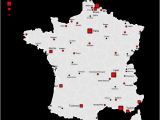 Poitier France Map Map Of France Departments Regions Cities France Map