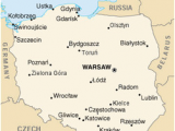 Poland Location In Europe Map atlas Of Poland Wikimedia Commons