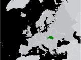 Poland Location In Europe Map Galicia Eastern Europe Wikipedia