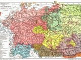 Poland On Europe Map An Old Map Of Mitteleuropa there are No so Many Germans In
