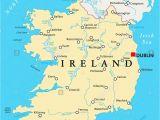 Political Map Of Ireland and northern Ireland Ireland Map Stock Photos Ireland Map Stock Images Alamy