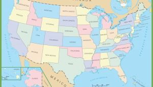 Political Map Of Usa and Canada Superior Colorado Map United States and Canada Physical Map