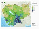 Population Density Map Georgia California Population Density Map Free Printable Datasets Od Mekong