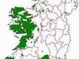 Population Map Of Ireland Gaeltacht Wikipedia