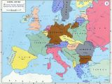 Pre World War 1 Map Of Europe Pre World War Ii Here are the Boundaries as A Result Of