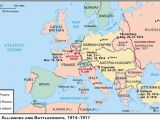 Pre Wwi Map Of Europe 10 Explicit Map Europe 1918 after Ww1