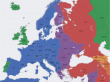 Present Day Europe Map atlas Of Europe Wikimedia Commons