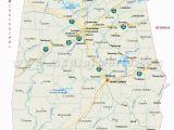 Printable Map Of Alabama Alabama State Map