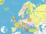 Printable Map Of Eastern Europe Map 0f Europe