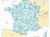 Printable Map Of France with Cities Printable Map Of France Tatsachen Info