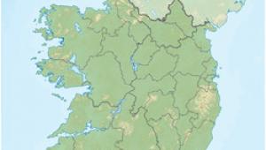 Provincial Map Of Ireland Dundalk Wikipedia