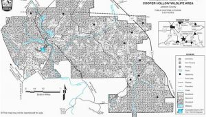 Public Hunting Land In Ohio Map Cooper Hollow Wildlife area