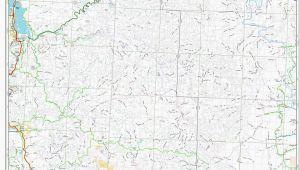 Public Land Map oregon Enterprise oregon Map Secretmuseum