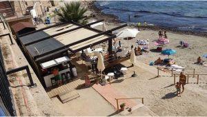 Punta Prima Spain Map Strandbar Punta Prima Bild Von Punta Prima Beach torrevieja