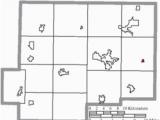 Putnam County Ohio Map Gilboa Ohio Wikipedia