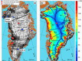 Radar Map Of Alabama A Map Of Greenland Showing the Spatial Coverage Of 1993 2013