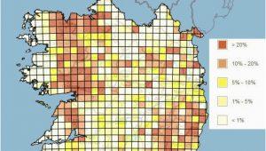 Radon Map Of Ireland Radon Map Europe Casami