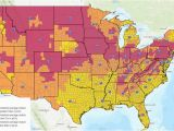 Radon Michigan Map Epa Radon Map Elegant Michigan Radon Maps Acquired by Protech