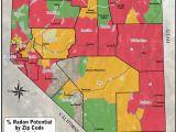 Radon Michigan Map Radon Gas Map Elegant Beautiful Radon Map Canada Maps Directions