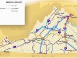 Railroad Map Colorado Railroads Of Virginia