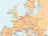 Railway Map Of Europe 30 Best Europe Train Images In 2018 Train Travel Travel